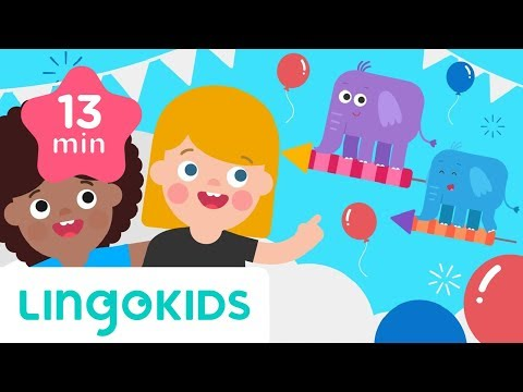 Miss Mary Mack + More Songs - Back to School Music for Kids | Lingokids