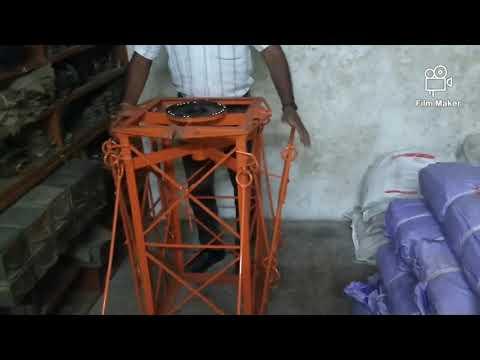 Mini Lift For Lifting Material