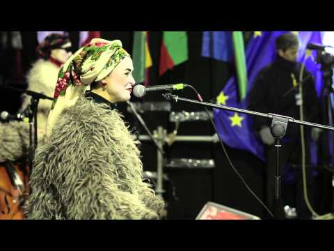 спектакль Дах Дотерс / Dakh Daughters Band в Львове - 5