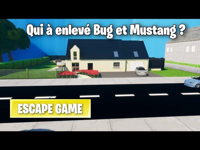 Qui à enlevé Bug et Mustang ?