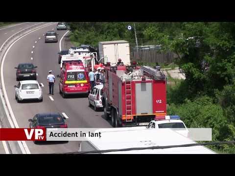 Accident în lanț