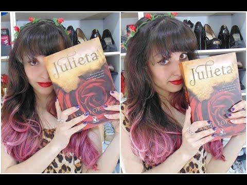 Resenha - Julieta (Anne Fortier)