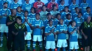 Persib Bandung Perkenalkan Skuad untuk Liga 1 2018