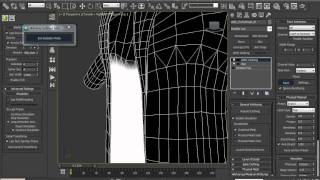 APEX Clothing Tutorial with 3dsMAX using a Trench Coat
