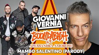 RDS LIVE: GIOVANNI VERNIA, BOOMDABASH & ALESSANDRA AMOROSO MAMBO SALENTINO [PARODY]