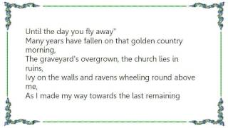 Chris de Burgh - In a Country Churchyard Lyrics