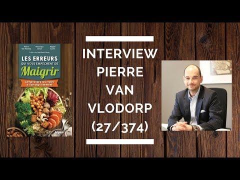 Interview de Pierre Van Vlodorp