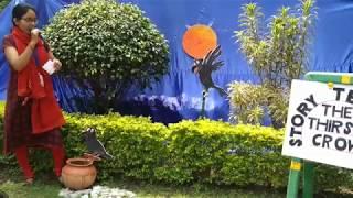 The Thirsty Crow Telugu Story - 123Vid