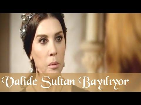 Valide Sultan Bayılıyor - Muhteşem Yüzyıl 40.Bölüm