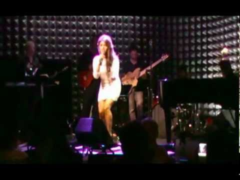 AMANDA HOLLEY NYC LIVE - I AM HERE FOR U OFFICIAL  -written by A.Holley/G.Parker/C.Corson/C.Wallert