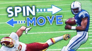 WR IS NEW BACKUP QB! Madden 18 Colts Connected Franchise Ep. 30 (S2)