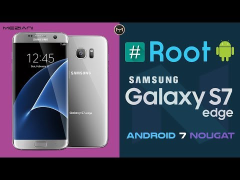 Root and Install TWRP Recovery SAMSUNG S7 Edge Android 7