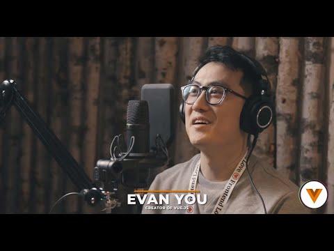 Image thumbnail for talk Vue 3 Live Release Evan You Creator Vuejs
