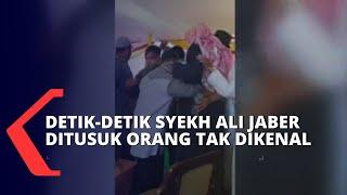 Syekh Ali Jaber Ditusuk Orang Tak Dikenal Saat Mengisi Pengajian, Ini Penjelasan Polisi