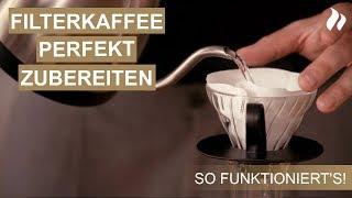 Filterkaffee Zubereitung: Schritt für Schritt erklärt vom Experten | roastmarket