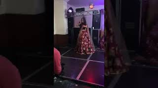 Main teri ho gyi haan... engagement dance