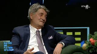 Natën me Fatmir Spahiun - Arif Vladi, Besa Çeku Buqinca & Fitore Gjonbalaj 11.12.2020