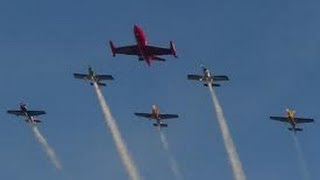 preview picture of video 'Air Show Acapulco 2011 HD en la playa proximamente 2014'