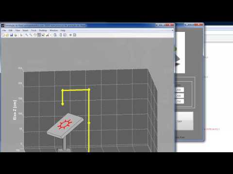 TP2 - Static analysis and simulation of a anthropomorphic robot