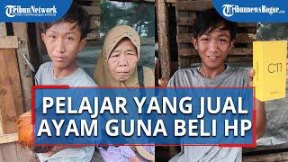 Viral Kisah Deni Mulyadi, Pelajar Asal Bogor yang Jual Ayam Jago Demi Beli HP untuk Belajar Daring