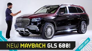 Mercedes Maybach GLS 600!! Merc's Cullinan Fighter!