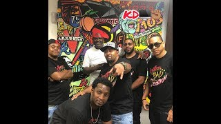 Another Bad Creation: (Playground)Funk Fest 2019