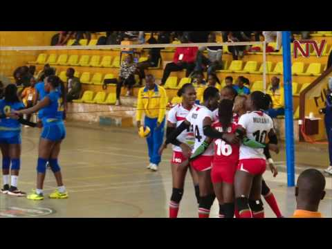 AFRICA VOLLEYBALL QUALIFIERS: Uganda and Kenya win their first matches