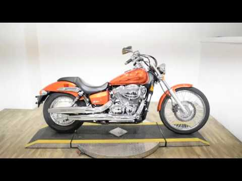 2012 Honda Shadow® Spirit 750 in Wauconda, Illinois - Video 1