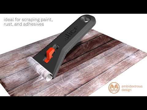Manual Scrapper - Ceramic Blade