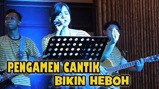 KU BAHAGIA   MELLY COVER PENGAMEN CANTIK OREOKUSTIK