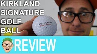 Kirkland Signature Golf Ball
