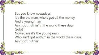 John Entwistle - Young Man Blues Lyrics