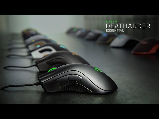 Razer DeathAdder Essential Gaming Mus Komplett.no