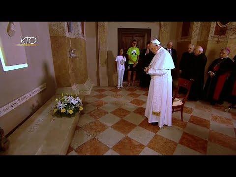 Pèlerinage du Pape François à Bozzolo : prière sur la tombe de don Primo Mazzolari et discours