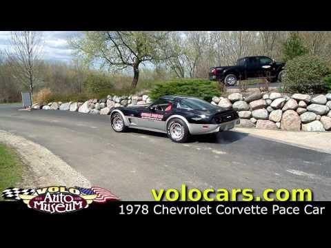 Video of '78 Corvette  Pace Car - K9YN