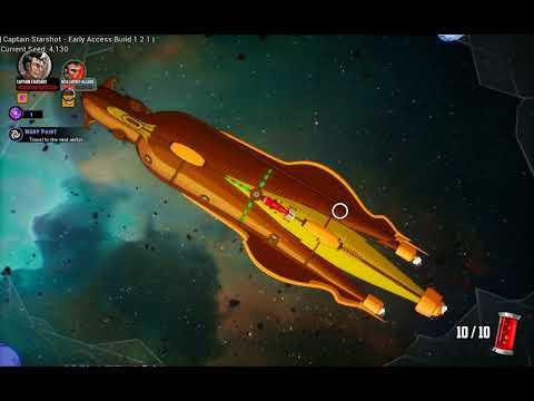 CAPTAIN STARSHOT! #2