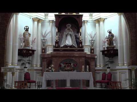 Église paroissiale Notre-Dame du Rosaire, Villanueva del Rosario