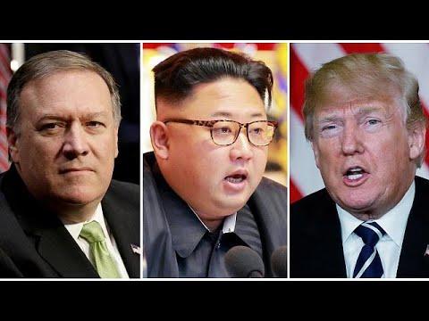 ΗΠΑ – Β. Κορέα: Συνάντηση – μυστήριο του διευθυντή της CIA με τον Κιμ Γιονγκ Ουν…