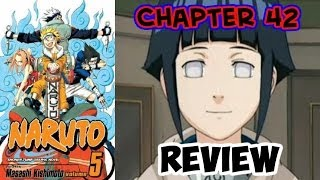 Naruto Chapter 42 Review - To Each His Own