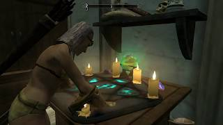 The Elder Scrolls 5 Skyrim путь последних Двемеров часть 254 Этериевая корона - топ шмот