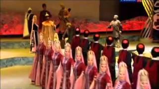 "ГААТ ""Кабардинка"" на лучшей сцене страны"