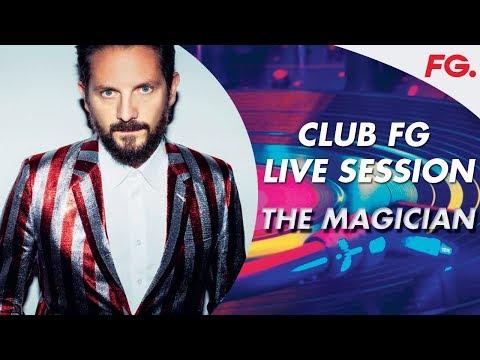 THE MAGICIAN   CLUB FG LIVE MIX