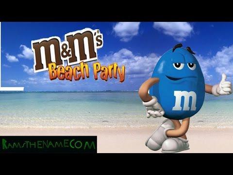 m&m beach party wii cheats