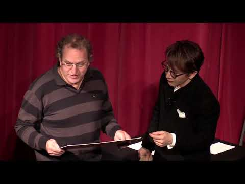 Penguin Live Online Lecture - Anthony Asimov