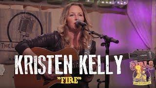 """Kristen Kelly - """"Fire"""""""