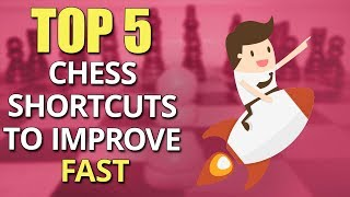 5 Chess Shortcuts to Improve FAST 🚀 with GM Eugene Perelshteyn