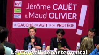preview picture of video 'Retour sur notre réunion publique aux Ulis'