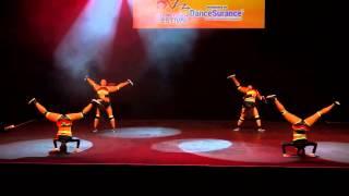Free It Up Dance - Soca performance - Soca Australia - Machel Montano - Alison HInds -Kerwin Dubois