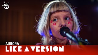 AURORA   'The Seed' (live For Like A Version)