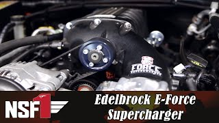 NSF1 Project Jeep Part 10: Edelbrock E-Force Supercharger for Jeep